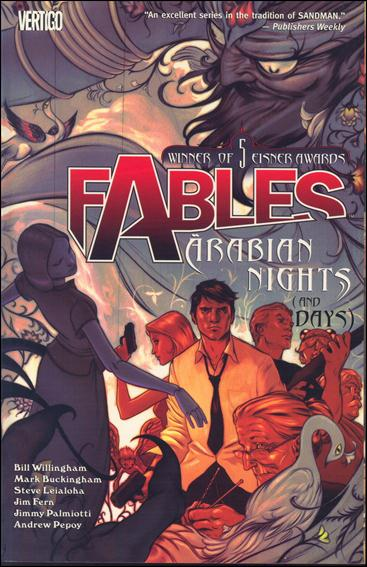 Fables 7-D by Vertigo