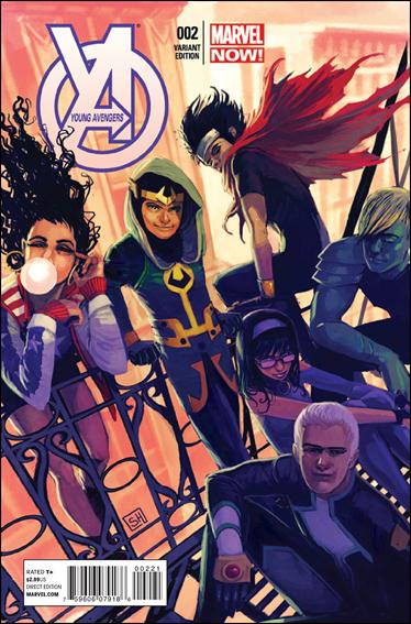 Young Avengers (2013) 2-B by Marvel