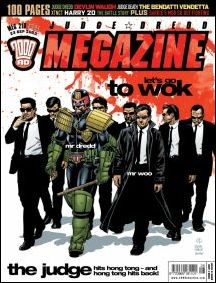 Judge Dredd Megazine (2003) 210-A by Rebellion