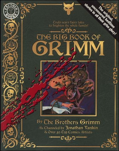 Big Book of Grimm 1-A by Paradox