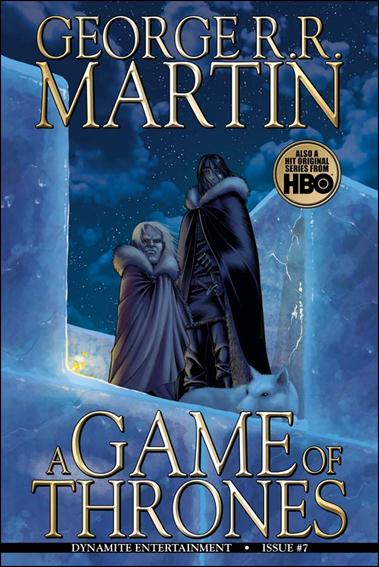 George R.R. Martin's A Game of Thrones 7-A by Dynamite Entertainment