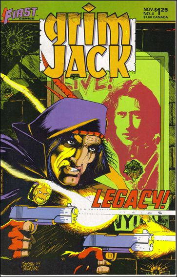 Grimjack 4-A by First