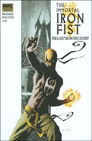 Immortal Iron Fist  1-A