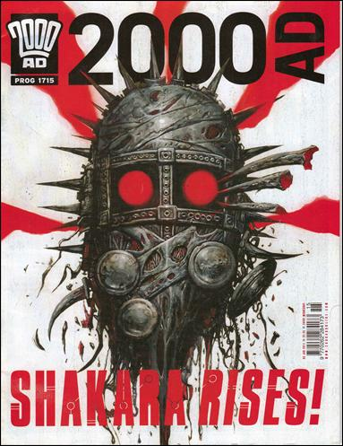 2000 A.D. (UK) 1715-A by Rebellion