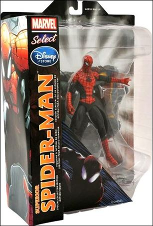 Marvel Select Superior Spider-Man