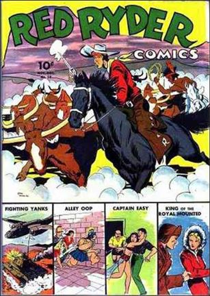 Red Ryder Comics 16-A