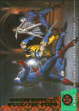 1994 Fleer Ultra X-Men (Base Set) 144-A