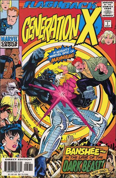 Generation X -1-A by Marvel