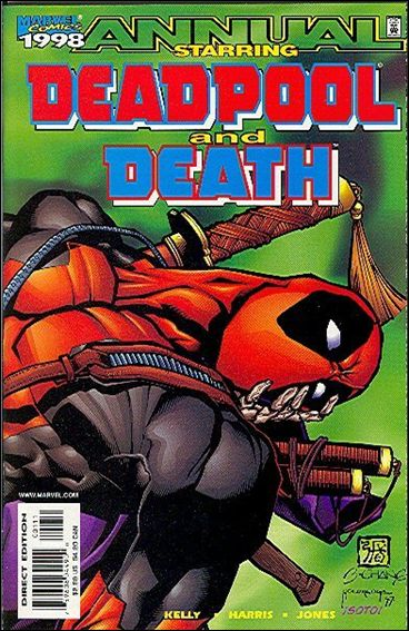 Deadpool Annual (1998) 1998-A by Marvel