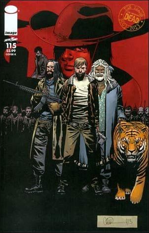 Walking Dead (2003) 115-K by Image