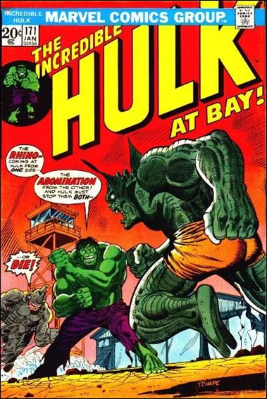 Incredible Hulk (1968) 171-A by Marvel