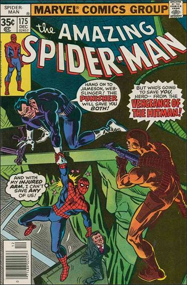 Amazing Spider-Man (1963) 175-A by Marvel