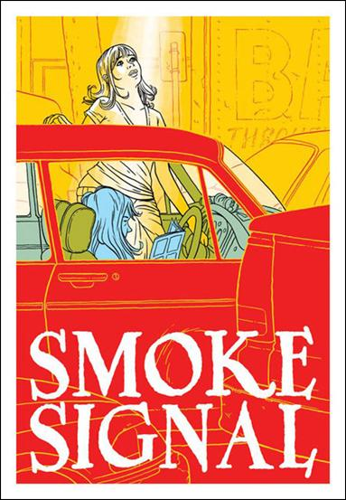 Smoke Signal 7-A by Desert Island