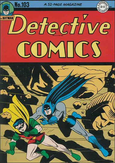 Detective Comics (1937) 103-A by DC