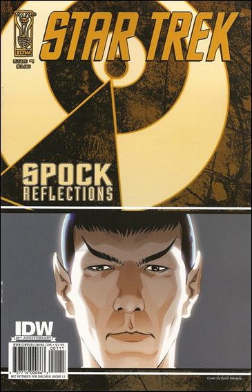 Star Trek: Spock: Reflections 1-A by IDW
