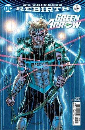 Green Arrow (2016) 16-B