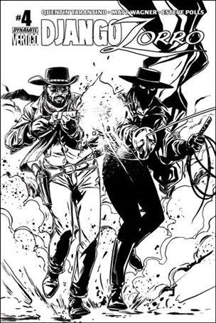 Django/Zorro 4-E