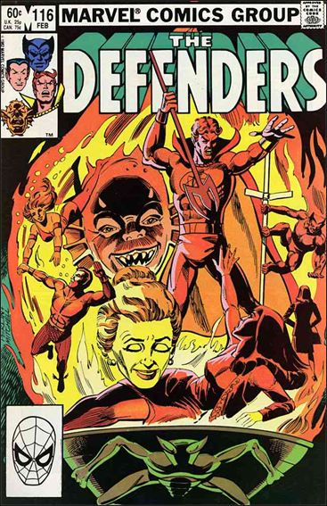 Defenders (1972) 116-A by Marvel