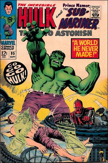 Tales to Astonish (1959) 95-A by Marvel