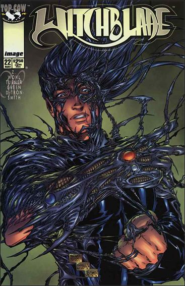 Witchblade 22-A by Top Cow