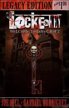 Locke & Key: Welcome to Lovecraft  1-C