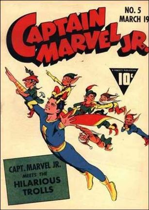Captain Marvel Jr. 5-A