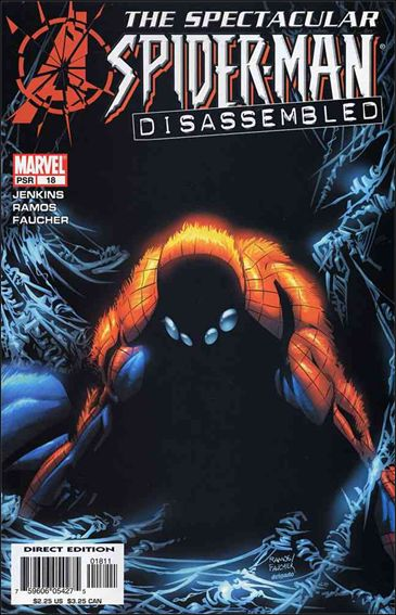 Spectacular Spider-Man (2003) 18-A by Marvel