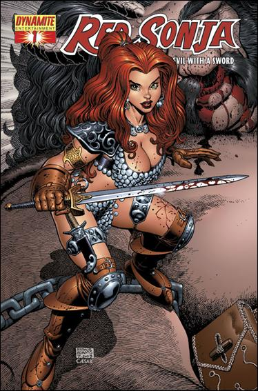 Red Sonja (2005) 1-F by Dynamite Entertainment