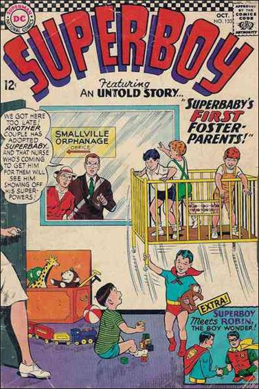 Superboy (1949) 133-A by DC