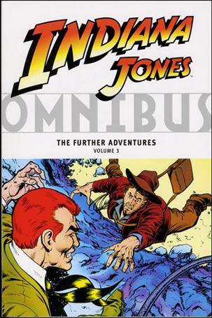 Indiana Jones Omnibus: The Further Adventures 3-A