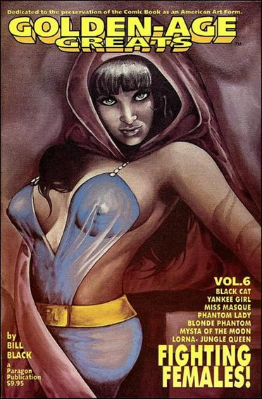 Golden-Age Greats 6-A by Paragon