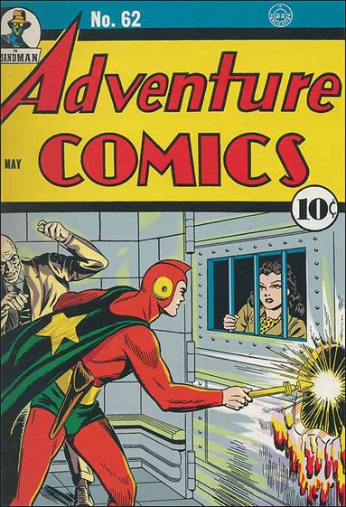 Adventure Comics (1938) 62-A by DC