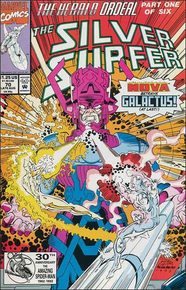 Silver Surfer (1987) 70-A by Marvel