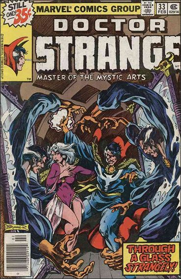 Doctor Strange (1974) 33-A by Marvel