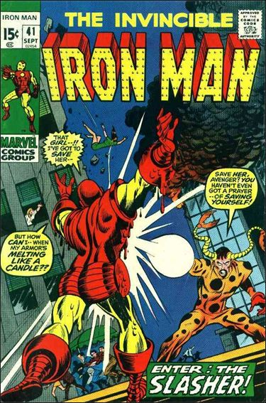Iron Man (1968) 41-A by Marvel