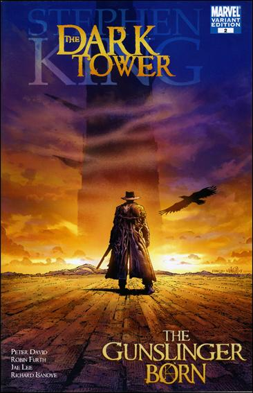 Dark Tower: The Gunslinger Born 2-B by Marvel