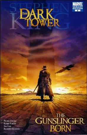Dark Tower: The Gunslinger Born 2-B