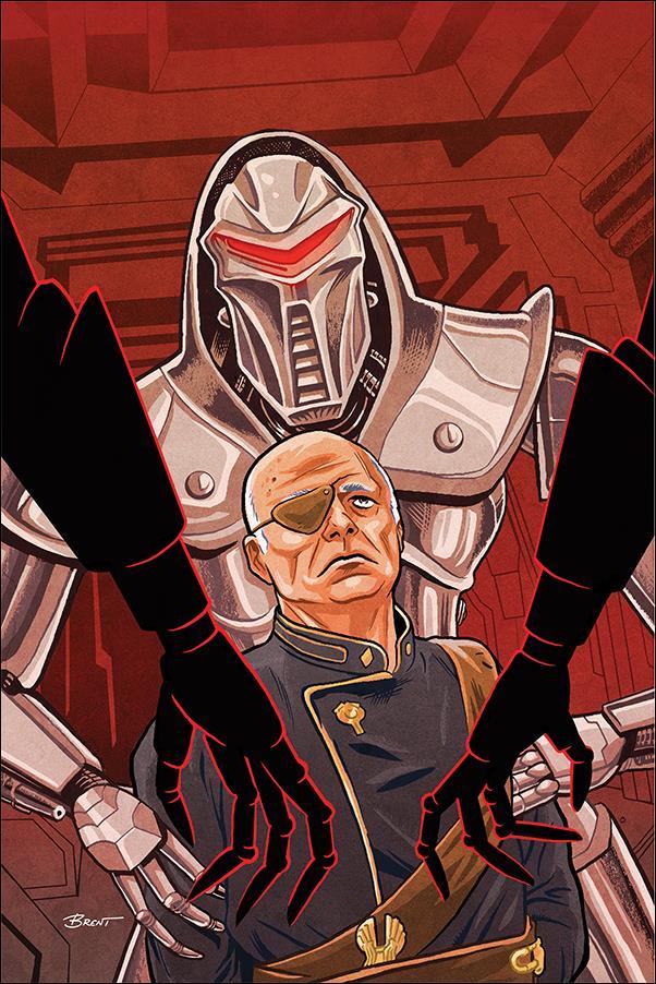 Battlestar Galactica: Twilight Command 1-E by Dynamite Entertainment