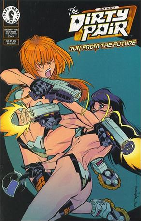Dirty Pair: Run from the Future 2-A