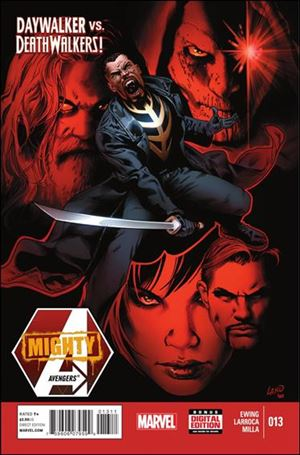 Mighty Avengers (2013) 13-A