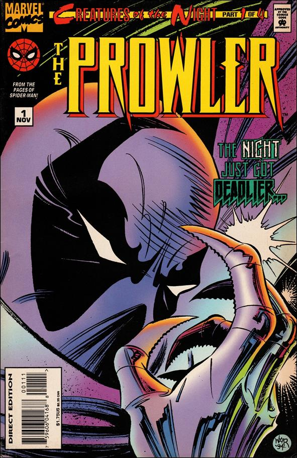 Prowler (1994) 1-A by Marvel