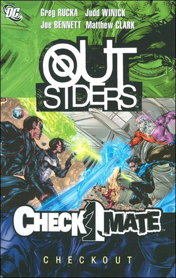 Outsiders/Checkmate:  Checkout 1-A by DC
