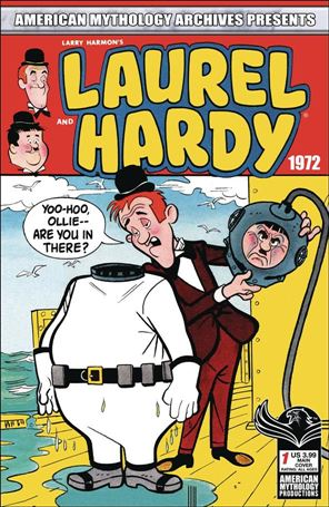 Laurel and Hardy 1972 Edition 1-A
