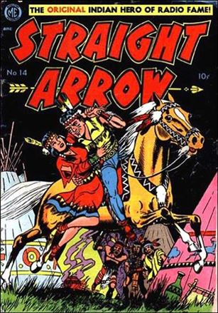 Straight Arrow 14-A