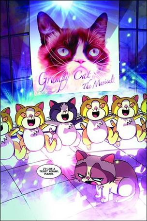 Grumpy Cat 2-E