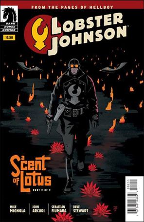 Lobster Johnson: A Scent of Lotus 2-A