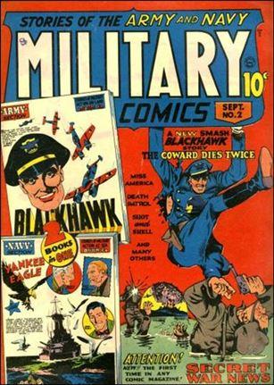 Military Comics 2-A