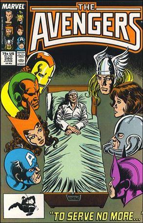 Avengers (1963) 280-A