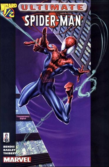 Ultimate Spider-Man (2000) 1/2-A by Marvel