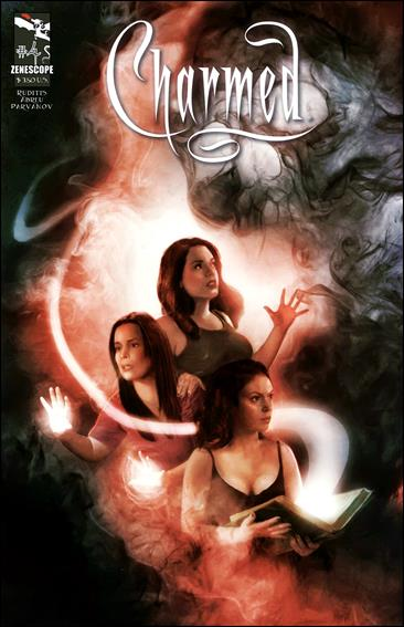 Charmed 4-A by Zenescope Entertainment